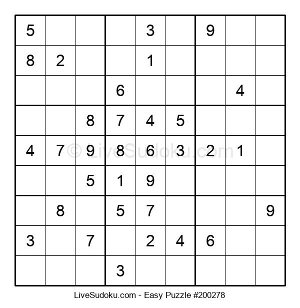 Beginners Puzzle #200278