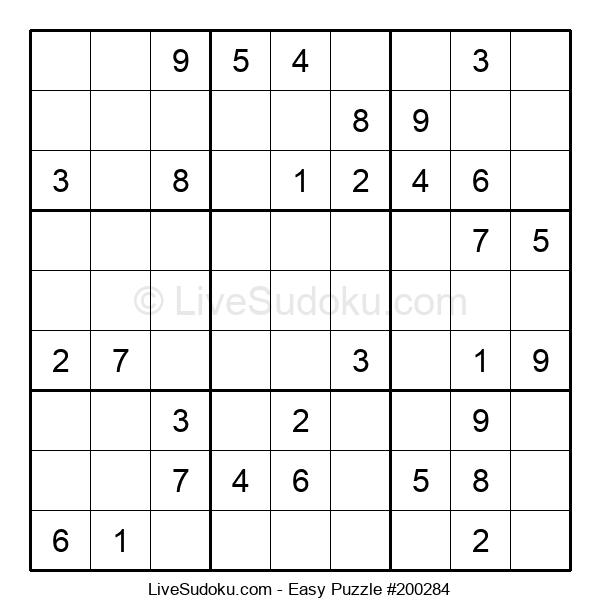 Beginners Puzzle #200284