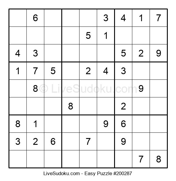 Beginners Puzzle #200287
