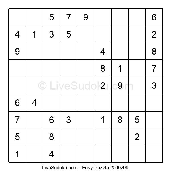 Beginners Puzzle #200299
