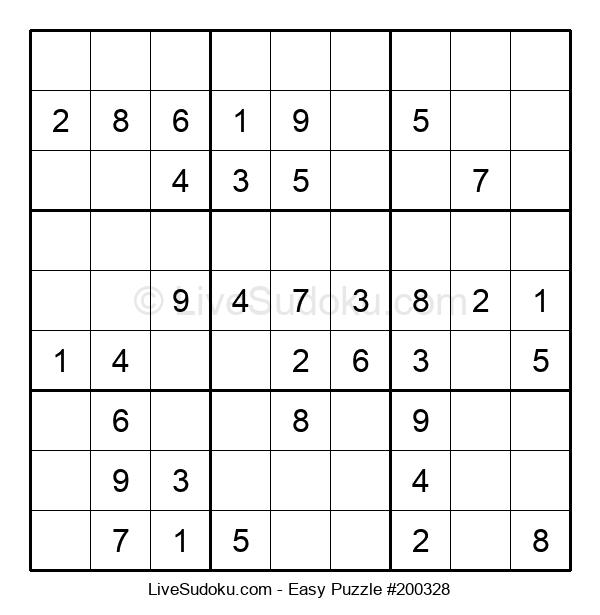 Beginners Puzzle #200328
