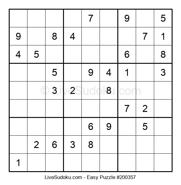 Beginners Puzzle #200357