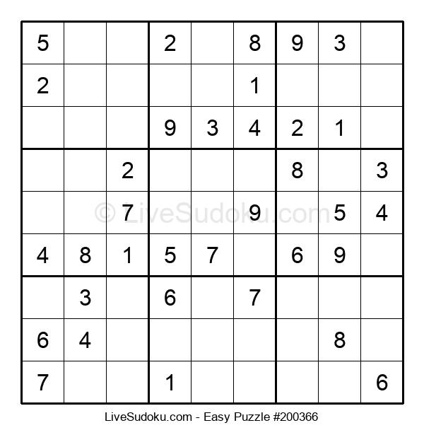 Beginners Puzzle #200366