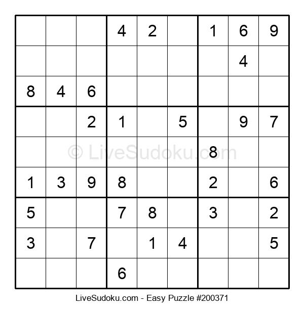 Beginners Puzzle #200371