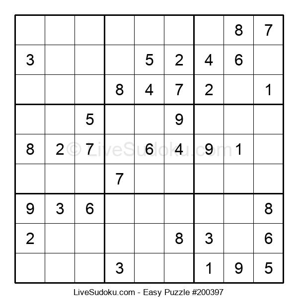 Beginners Puzzle #200397