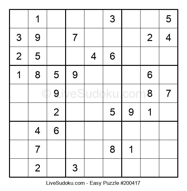Beginners Puzzle #200417