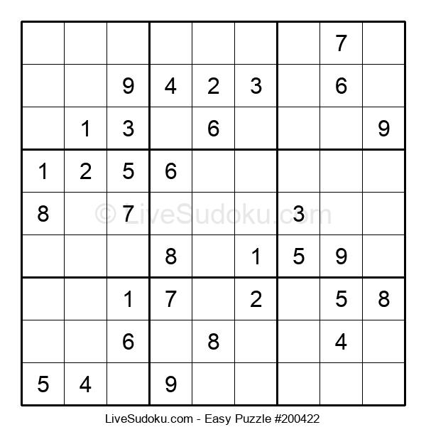 Beginners Puzzle #200422