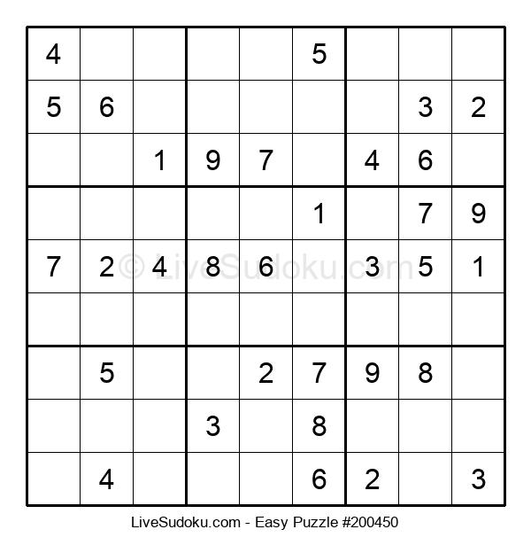 Beginners Puzzle #200450