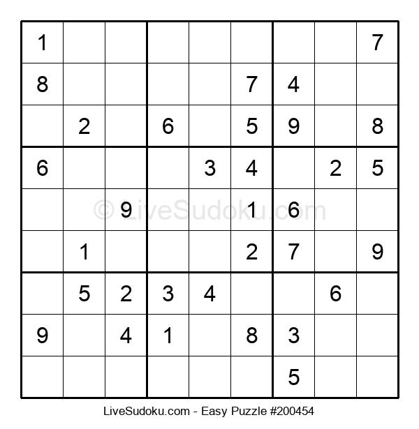 Beginners Puzzle #200454