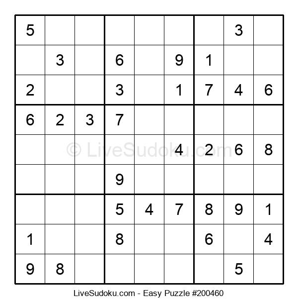 Beginners Puzzle #200460