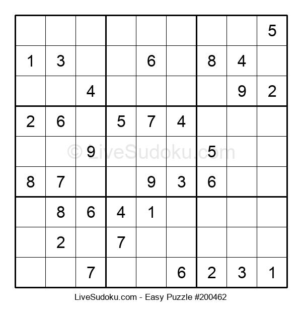Beginners Puzzle #200462