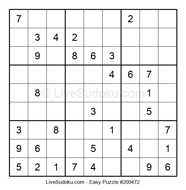 Beginners Puzzle #200472