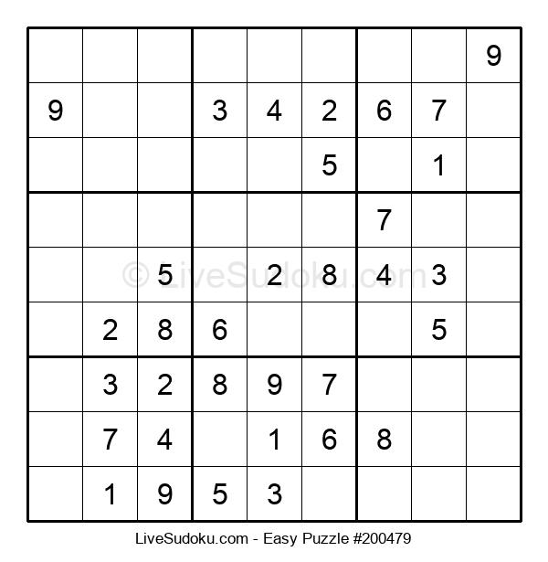 Beginners Puzzle #200479
