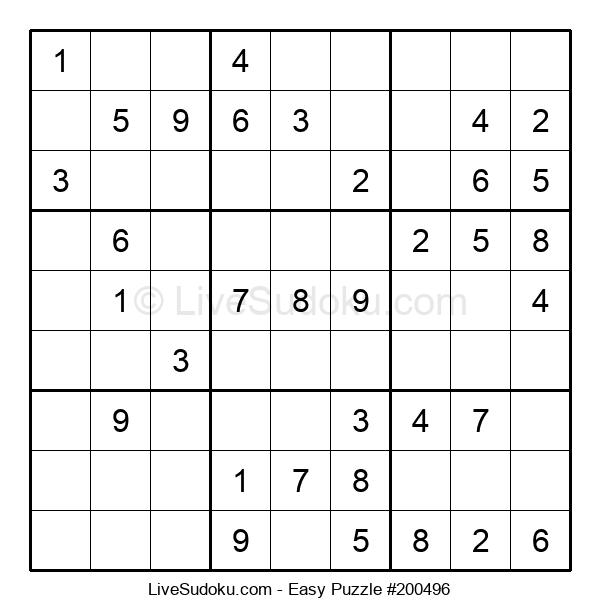 Beginners Puzzle #200496