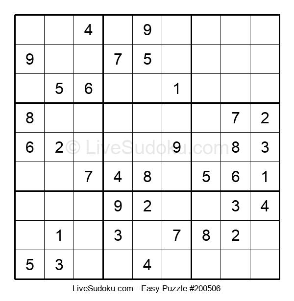 Beginners Puzzle #200506