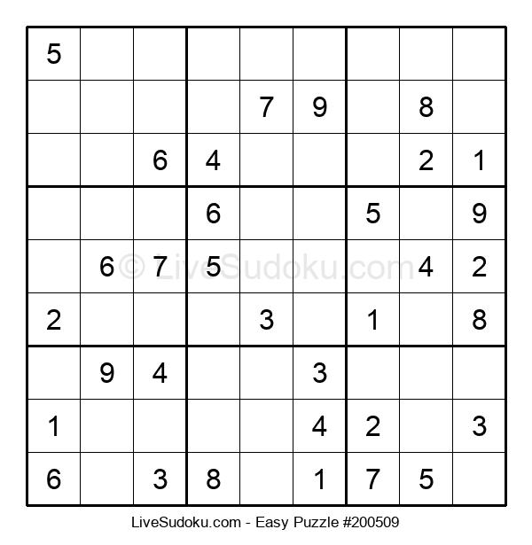Beginners Puzzle #200509