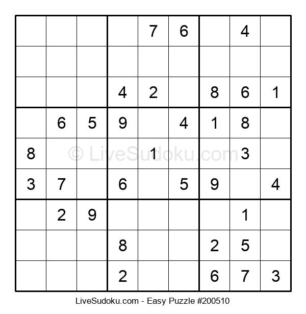 Beginners Puzzle #200510