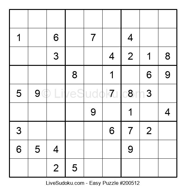 Beginners Puzzle #200512