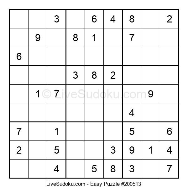 Beginners Puzzle #200513