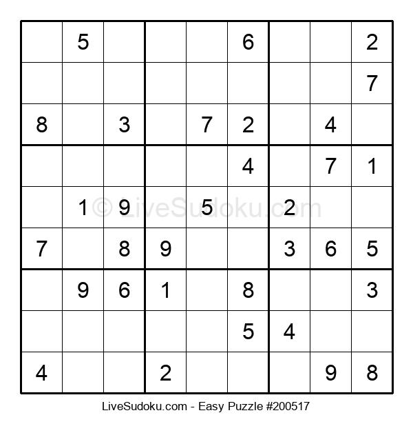 Beginners Puzzle #200517