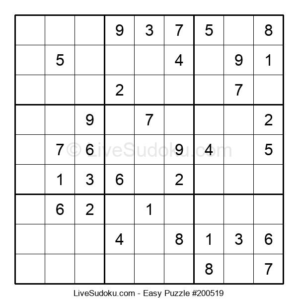 Beginners Puzzle #200519