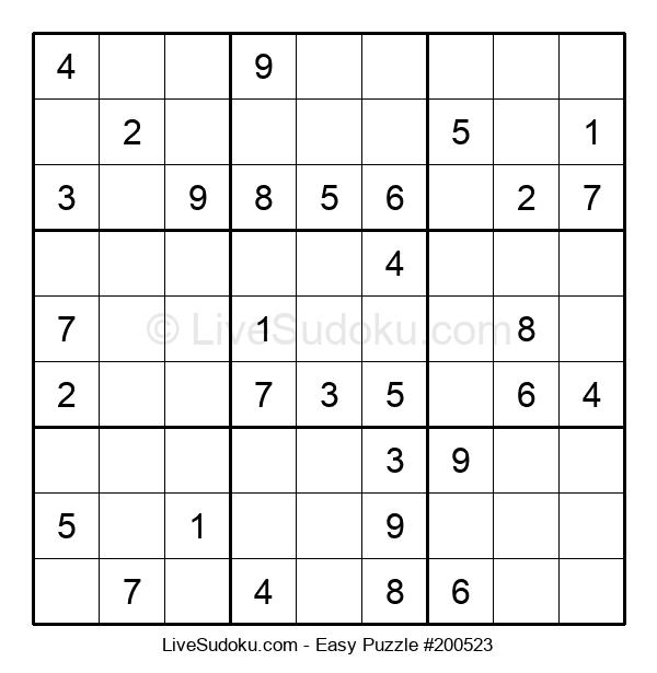 Beginners Puzzle #200523