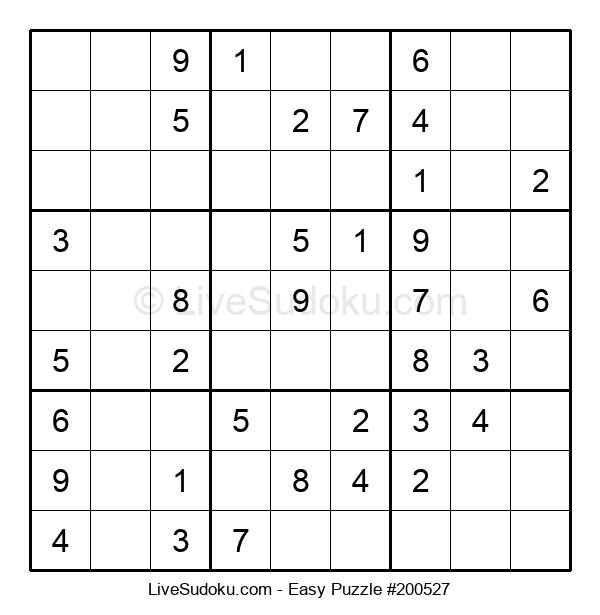Beginners Puzzle #200527