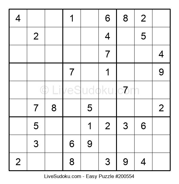 Beginners Puzzle #200554