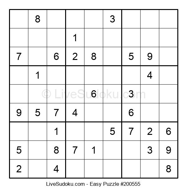 Beginners Puzzle #200555