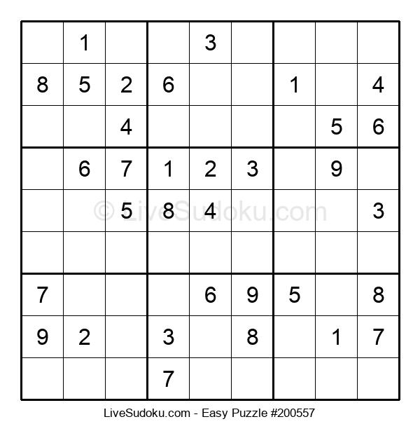Beginners Puzzle #200557