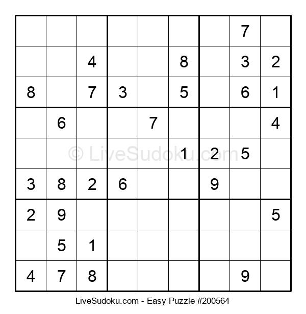 Beginners Puzzle #200564