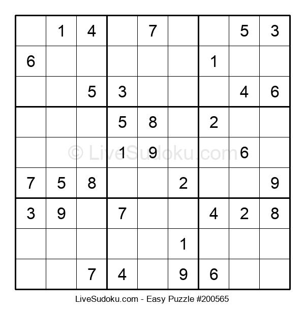 Beginners Puzzle #200565