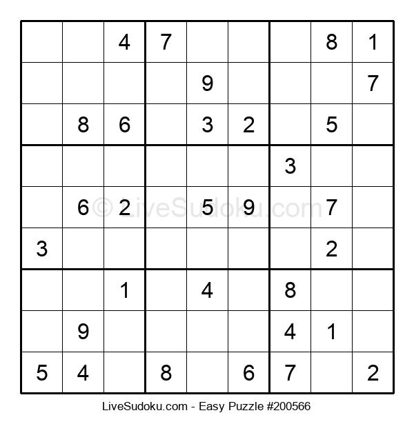 Beginners Puzzle #200566