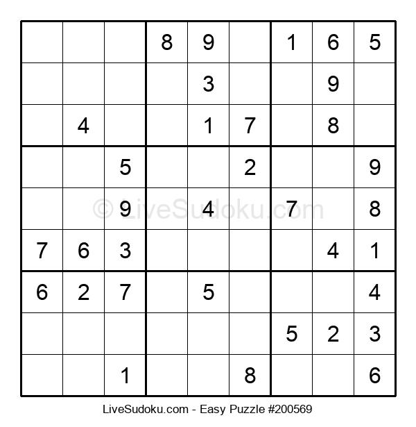 Beginners Puzzle #200569