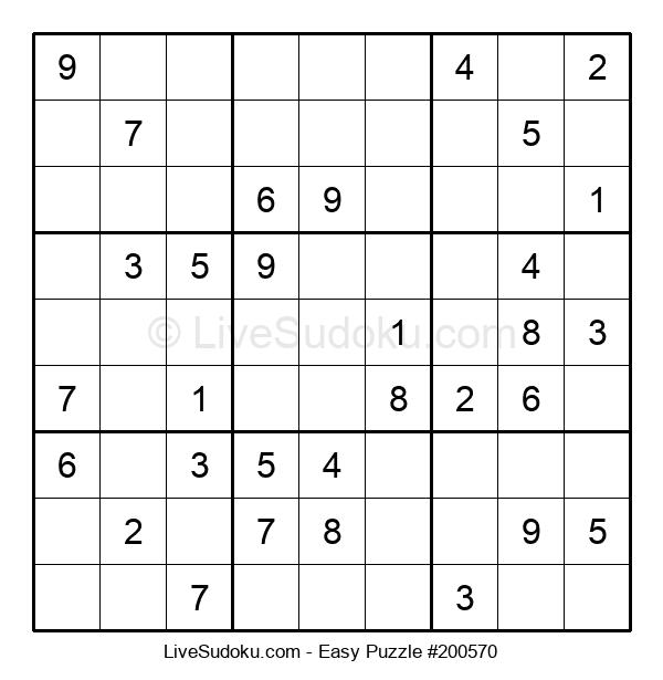 Beginners Puzzle #200570