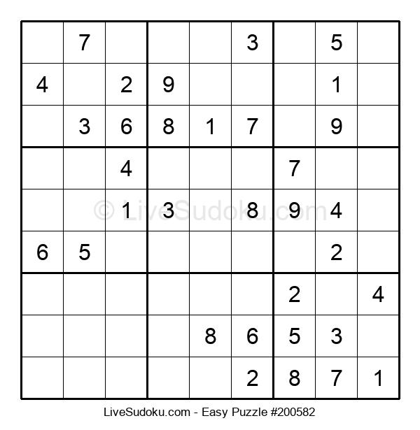 Beginners Puzzle #200582