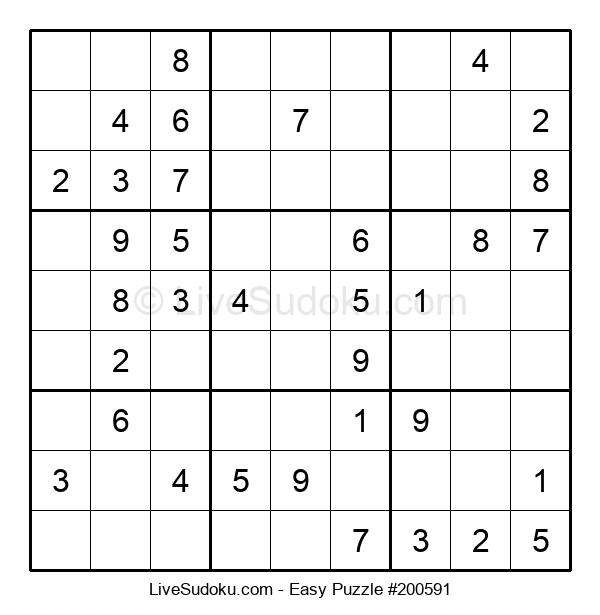 Beginners Puzzle #200591