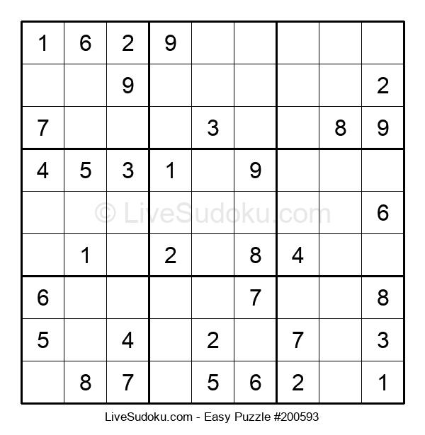 Beginners Puzzle #200593