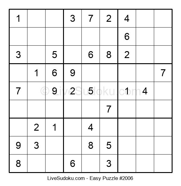 Beginners Puzzle #2006
