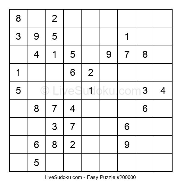 Beginners Puzzle #200600