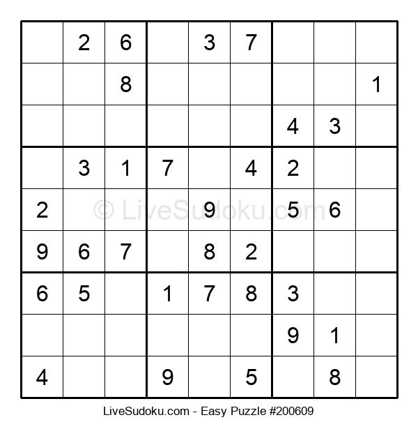 Beginners Puzzle #200609