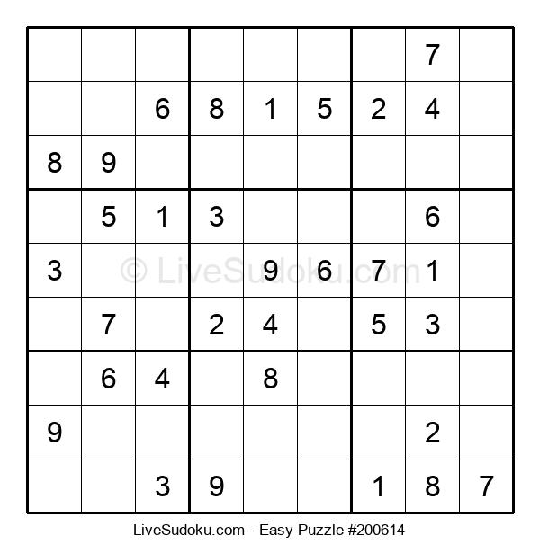 Beginners Puzzle #200614