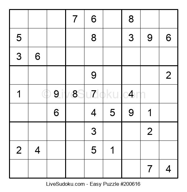 Beginners Puzzle #200616