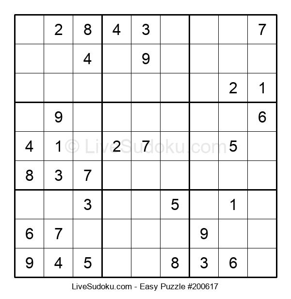 Beginners Puzzle #200617