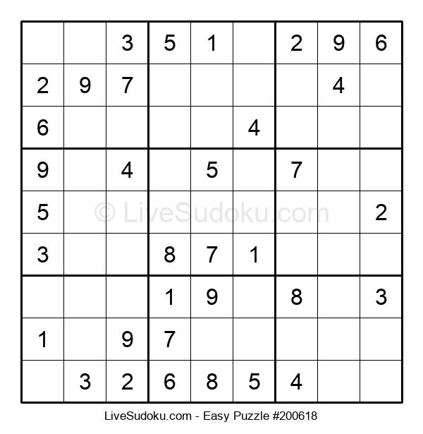 Beginners Puzzle #200618