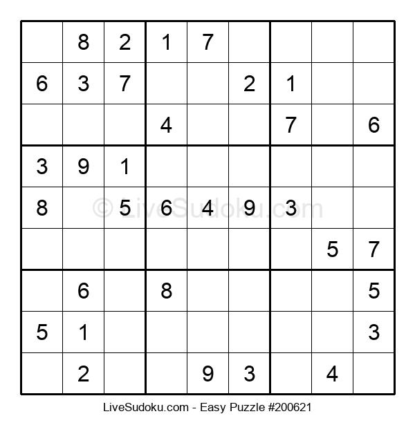 Beginners Puzzle #200621