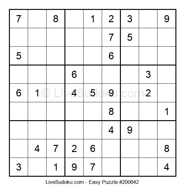 Beginners Puzzle #200642