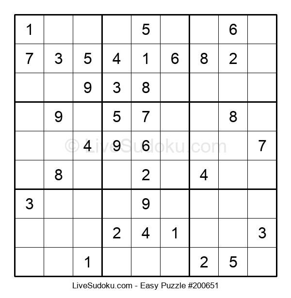 Beginners Puzzle #200651