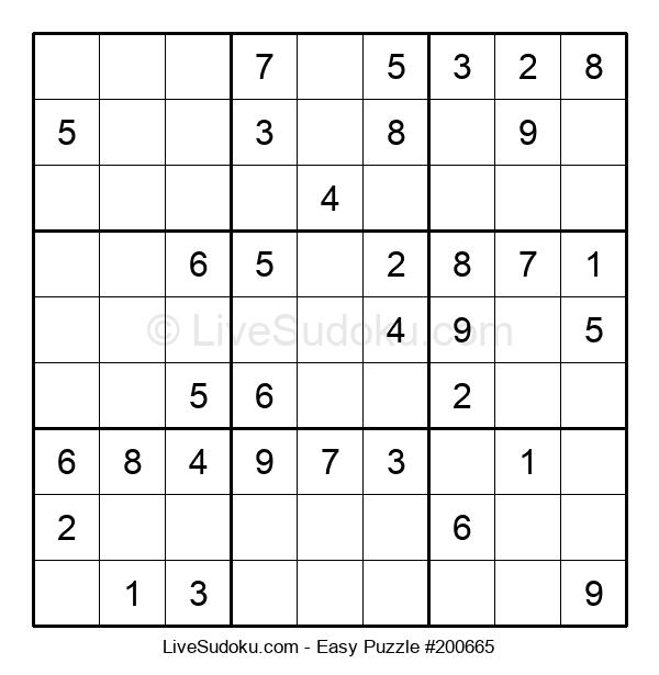 Beginners Puzzle #200665