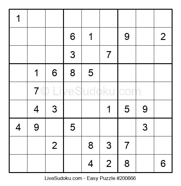 Beginners Puzzle #200666